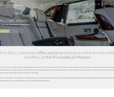 Five Stars Limousines