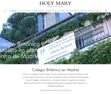 Holy Mary British Catholic School