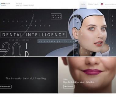 kometmagazin.de – The 'Dental Intelligence' Magazine