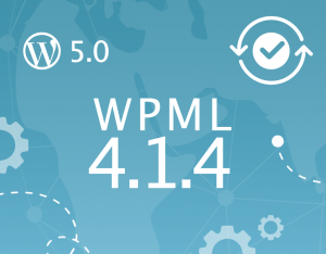 WPML 4.1.4 release