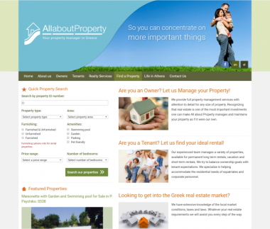 All About Property