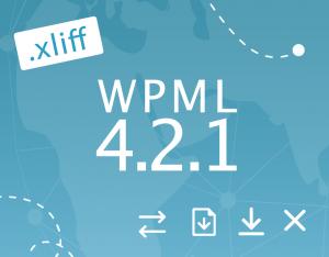 WPML 4.2.1 Release