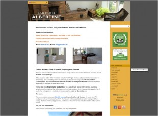 Albertine Bed & Breakfast Hotel