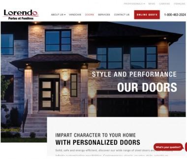 Lorendo Windows & Doors