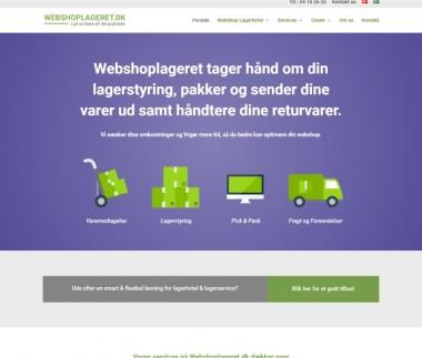 Webshoplageret