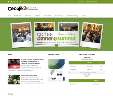 Cecafé – Brazilian Coffee Exporters Council