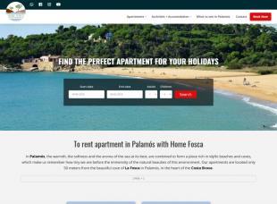 Homefosca rent appartments