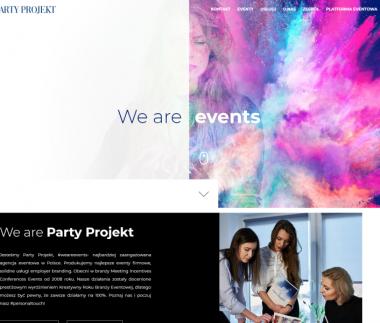 Party Projekt