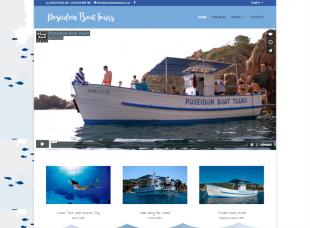 Poseidon boat tours