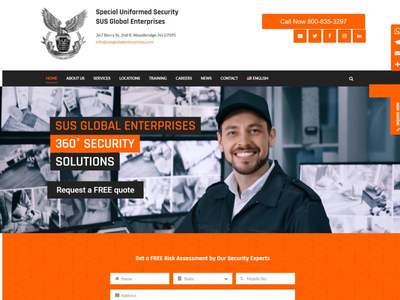 SUS Global Enterprises