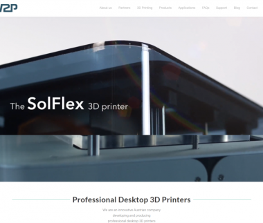W2P – 3D PRINTERS