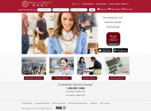 Bank Orient Website