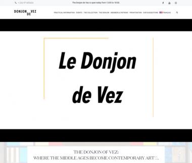 Donjon de Vez