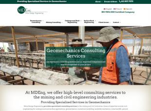 Mine Design Engineering (MDEng)