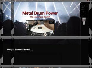 Metal Drum Power