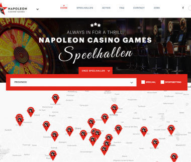 Napoleon Speelhallen