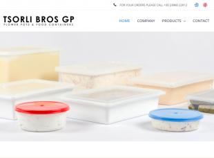 Tsorli Bros GP – Flower Pots & Food Containers
