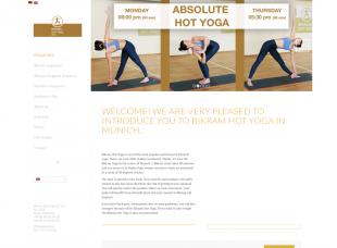 Bikram Hot Yoga im Tal, Munich