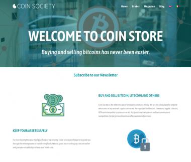 Coin Society