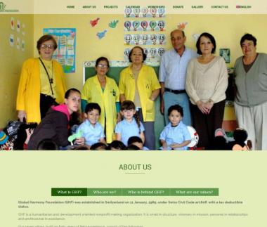 Global Harmony Foundation