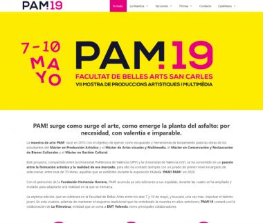 Muestra PAM! 19