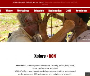 Xplore Bcn – The festival on the art of lust