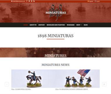 1898 Miniaturas
