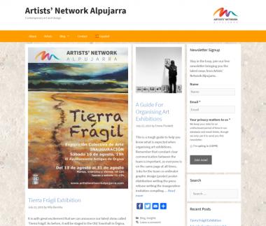 Artists Network Alpujarra