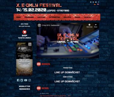 E-Only Festival