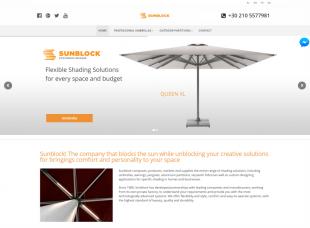 Sunblock Professional Shading Solutions (Umbrellas – Outdoor Partitions)