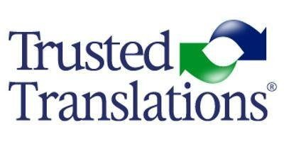 Trusted Translations logo