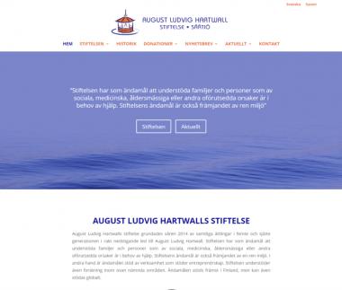 August Ludvig Hartwalls Stiftelse