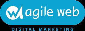 Agile Web Logo - True Online Business Promotion