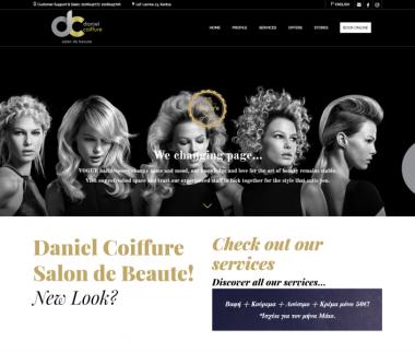Daniel Coiffure Salon de Beaute