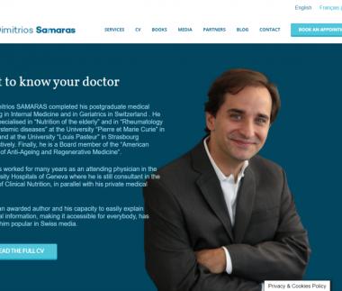 Dr. Samaras