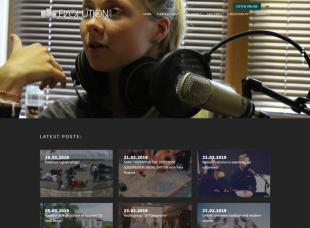 E-volution Media – Online Radio and Media Website