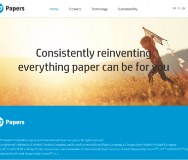 HP Papers Brasil