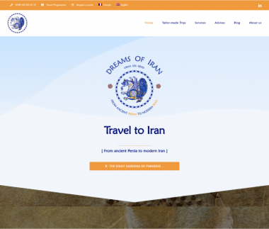 Iran Dream Travel