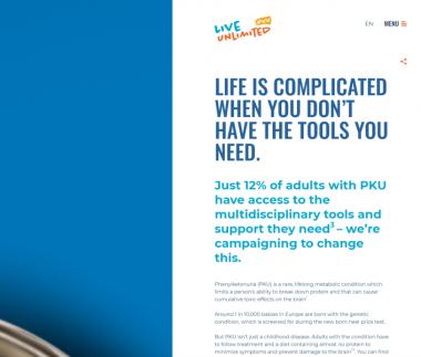 Live Unlimited PKU