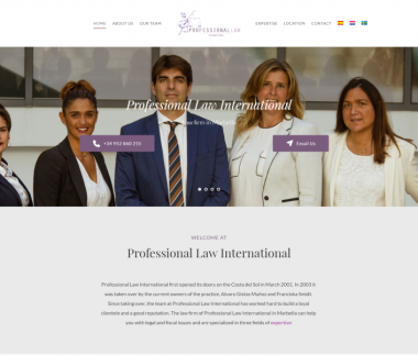 Professional Law International