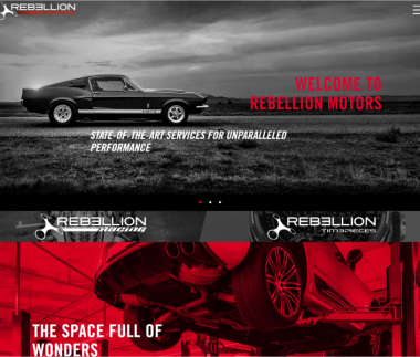 Rebellion Motors