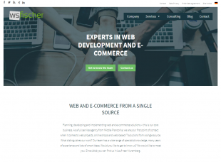 wsfischer – Webagency from Nuremberg