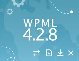 WPML 4.2.8 Launch