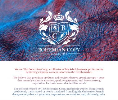 Bohemian Copy, s. r. o.