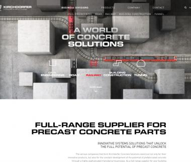 Kirchdorfer Concrete Solutions
