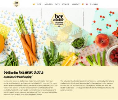 beeGoodies - beeswax cloths