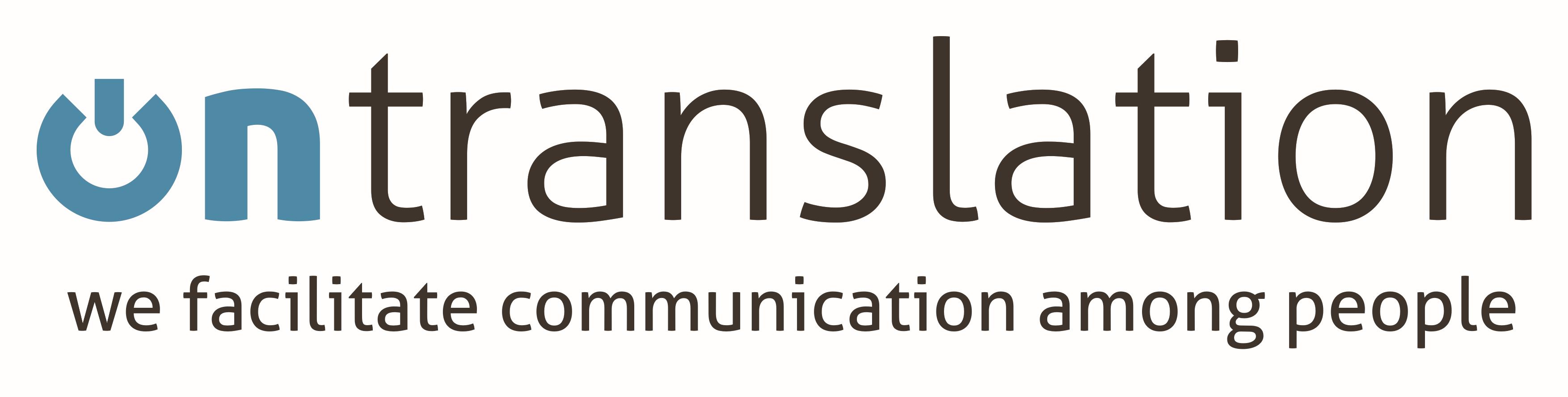 Ontranslation logo