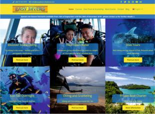 Easy Divers, Lamai, Koh Samui