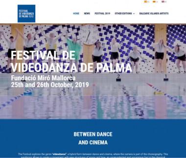 Festival de Video Danza de Palma