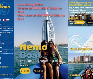 Nemo Boat Dubai
